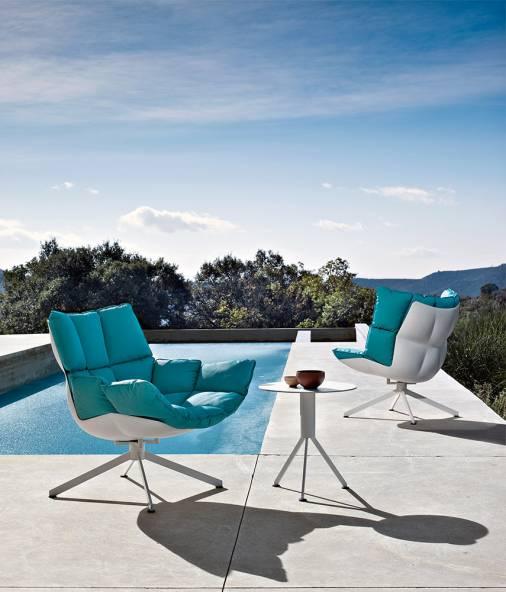 B&B Italia Outdoor: Hochwertige Möbel für Terrasse, Balkon und Garten