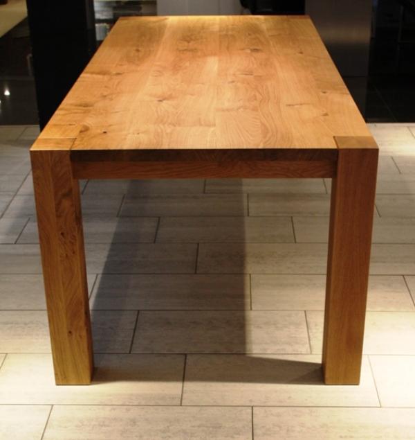 Esstisch Platte Eiche ~ Neuer MassivholzEsstisch zum Aktionspreis  TENDENZA, Möbel, Möbelhaus, Desi