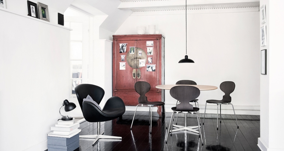 bauhaus klassiker die leuchten kollektion kaiseridell tm von fritz hansen. Black Bedroom Furniture Sets. Home Design Ideas