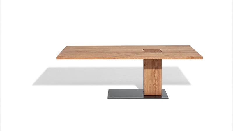 neue ausstellung asco tische bei tendenza. Black Bedroom Furniture Sets. Home Design Ideas