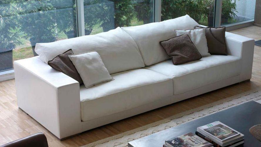 italienische gem tlichkeit sofas von baxter. Black Bedroom Furniture Sets. Home Design Ideas