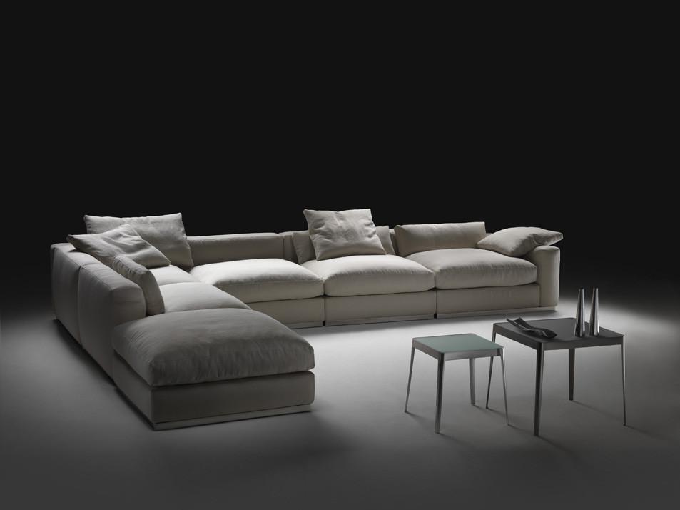 Entspannung de luxe: Sofas von Flexform bei Tendenza