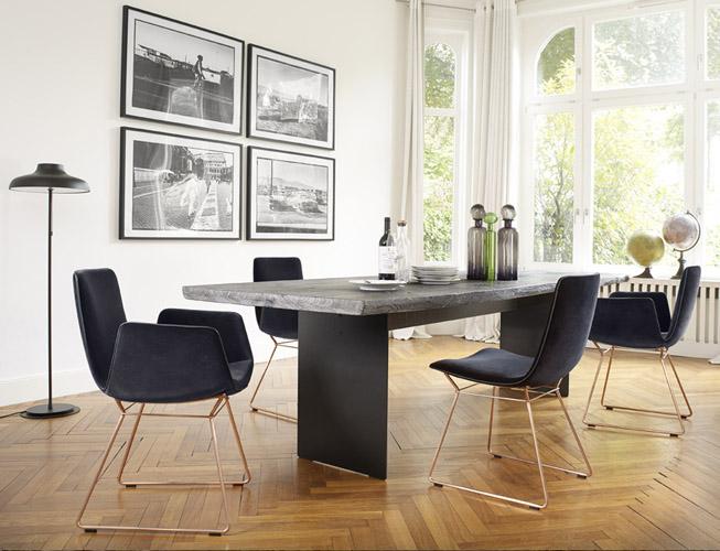 Sitzen Sie gut: Stühle von Freifrau neu bei Tendenza