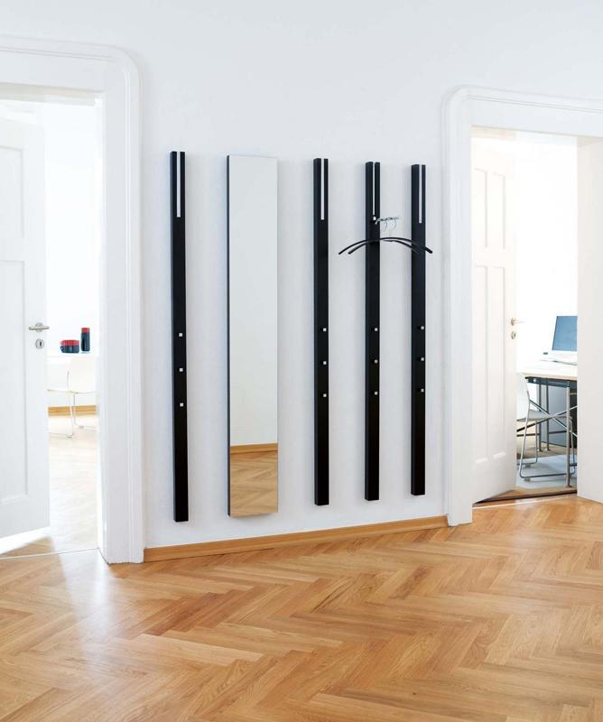 perfekt f r kleine flure garderobe line von schoenbuch im cor interl bke studio. Black Bedroom Furniture Sets. Home Design Ideas