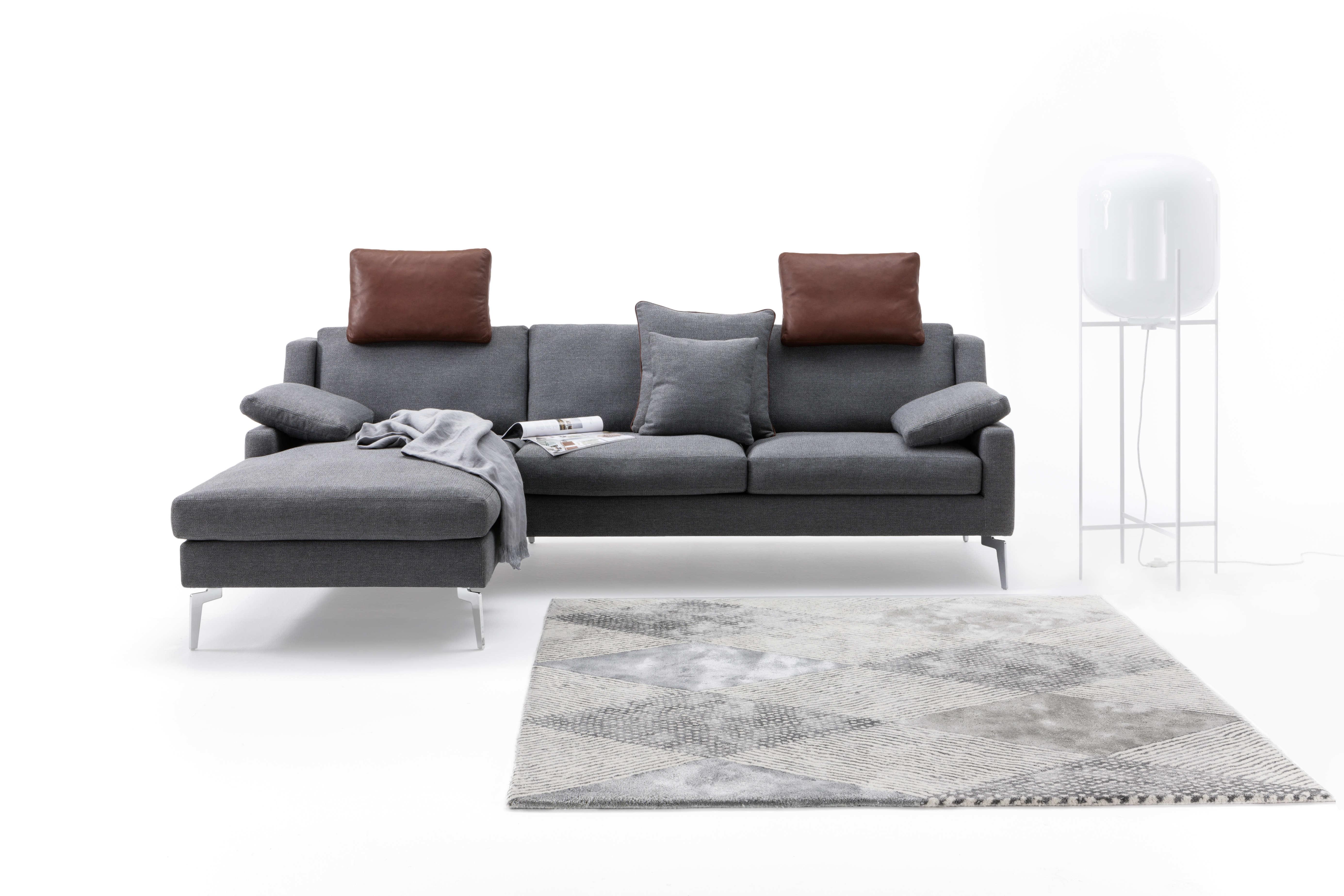 Nordisch inspirierend – Sofa Skagen von Werther Möbelmanufaktur