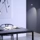 Tischleuchte und Deckenleuchte io 3D von Occhio