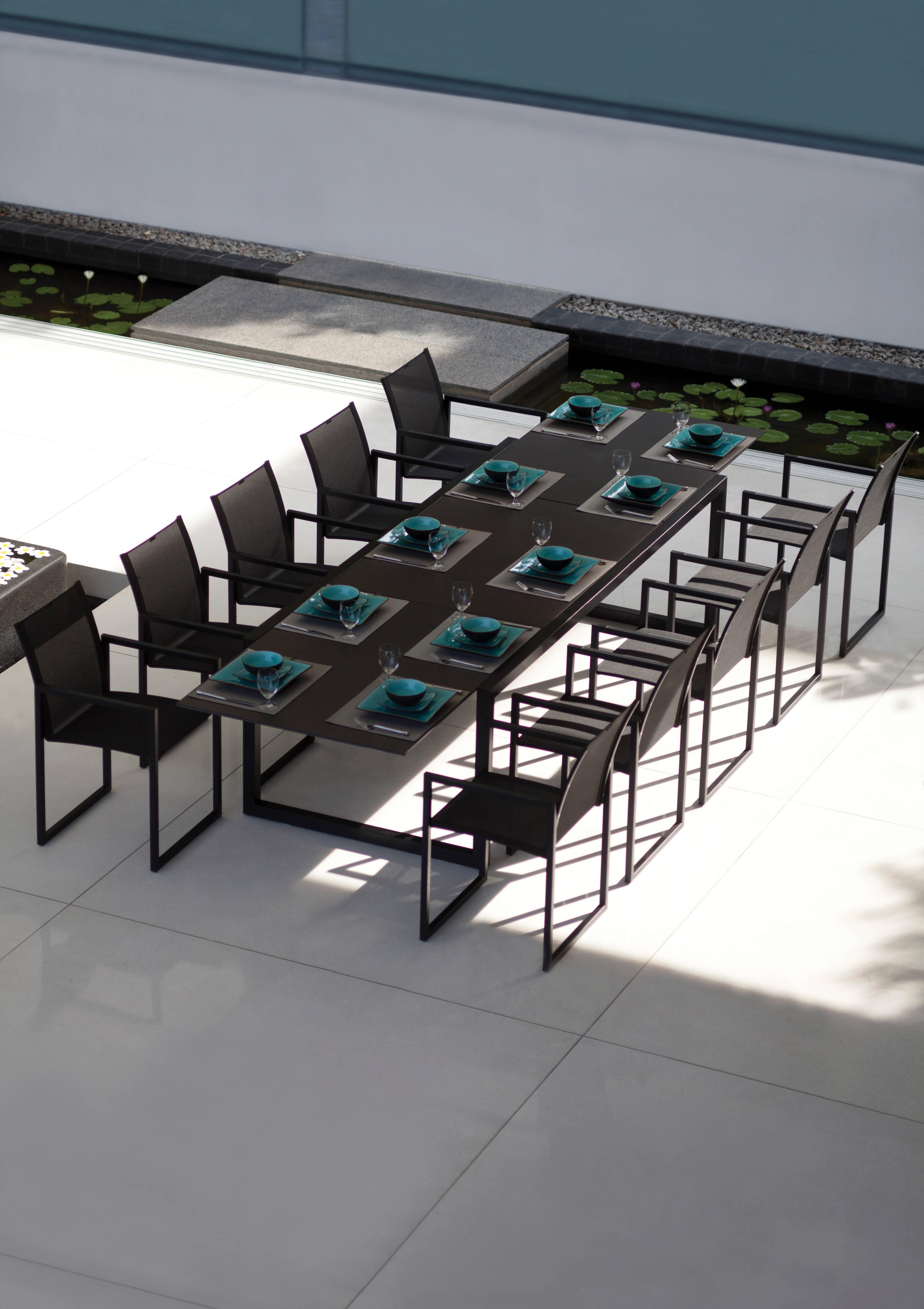 ninix tisch von royal botania in unserer ausstellung in f rth. Black Bedroom Furniture Sets. Home Design Ideas