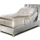 Schramm Bett Basis 25 mit Kopfteil Elegance und Matratze Divina