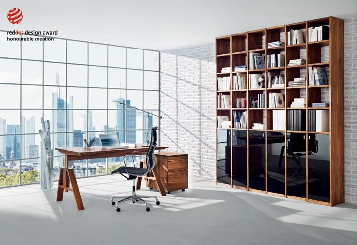 neues von team 7 schreibtisch atelier. Black Bedroom Furniture Sets. Home Design Ideas