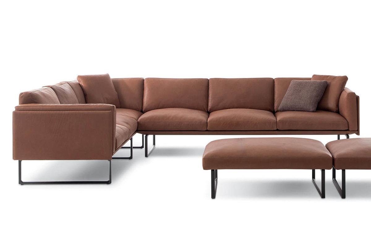 Sofa PIEROLISSONIE 202-8 Der Firma CASSINA
