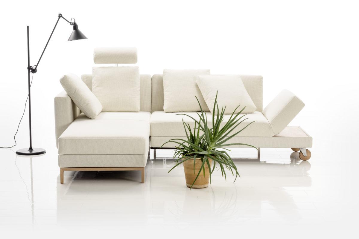 Sofa FOUR-TWO Der Firma BRÜHL