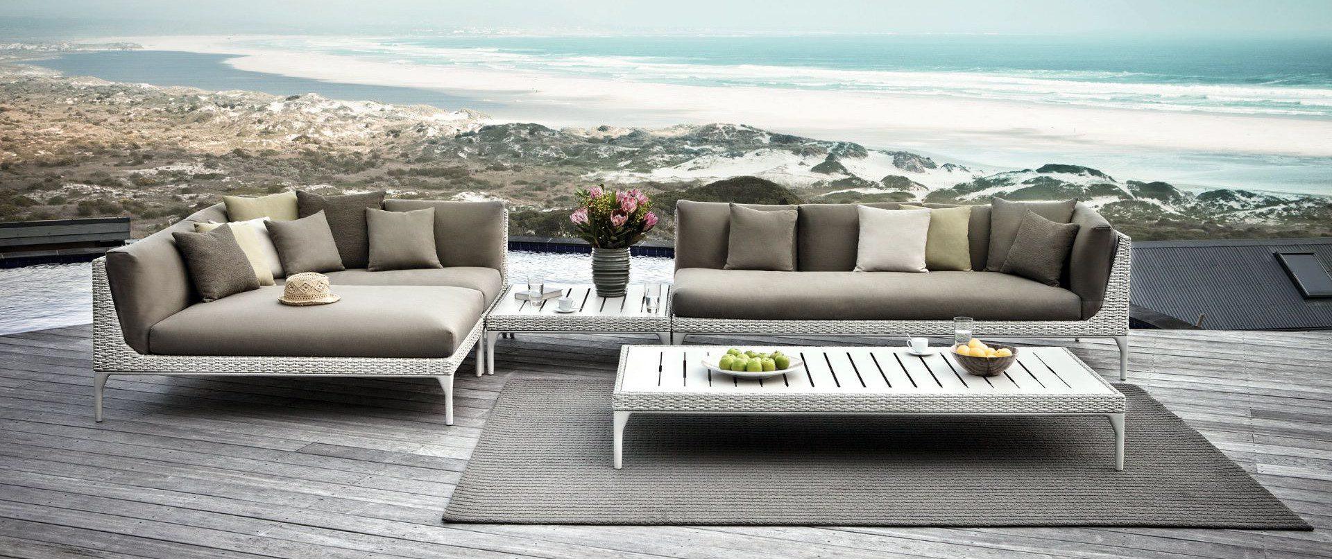 exklusive gartenm bel f r ihren pers nlichen r ckzugsort. Black Bedroom Furniture Sets. Home Design Ideas