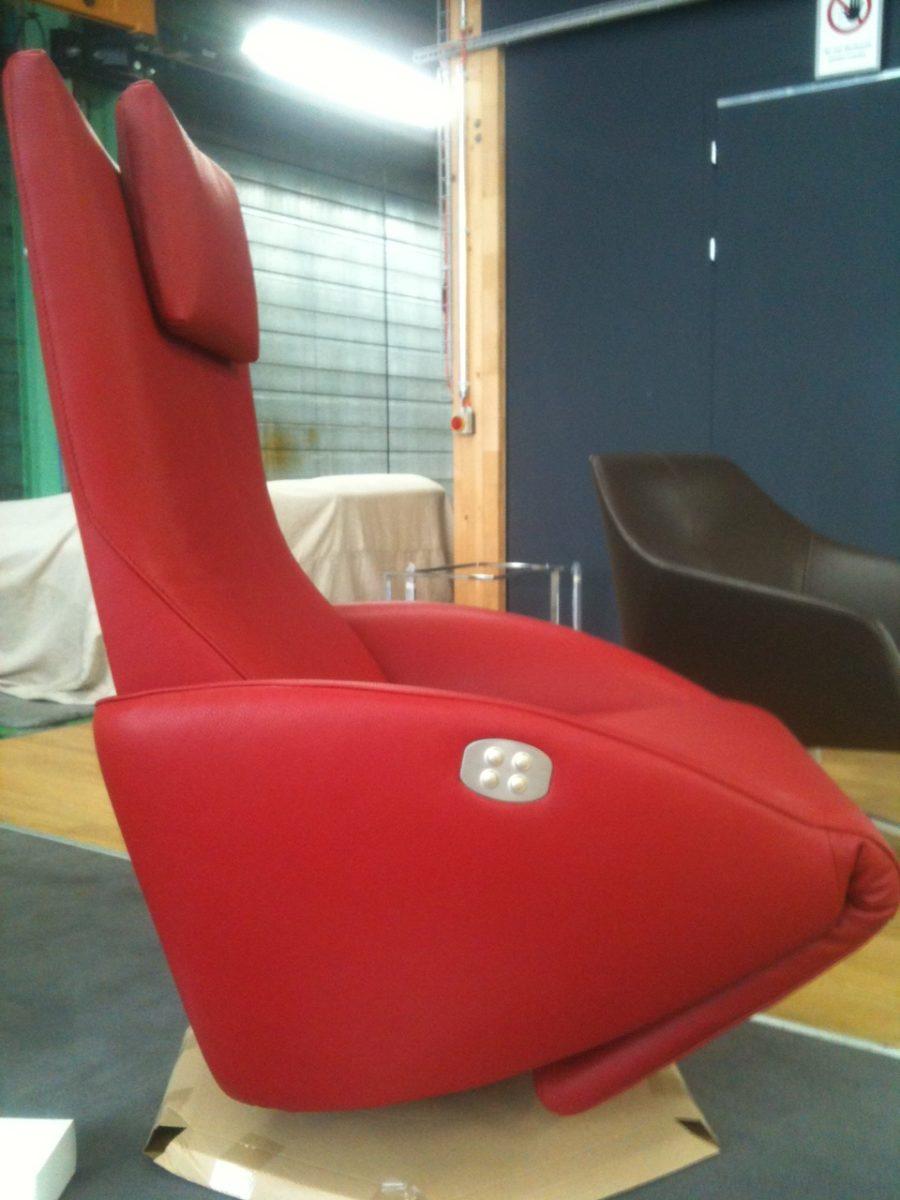 Sessel MATE Der Firma FSM Frank Sitzmöbel