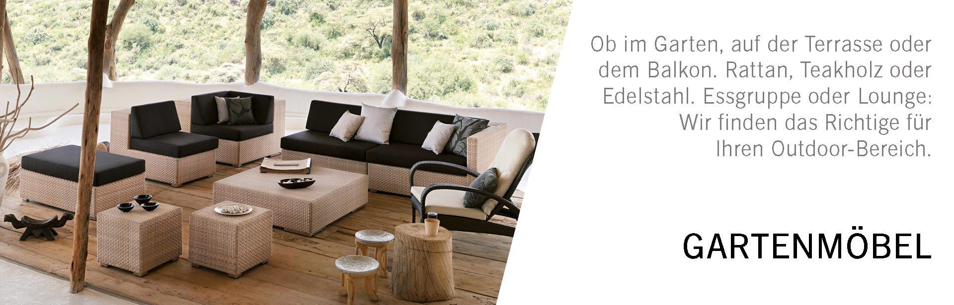 Exklusive Gartenmöbel für Ihren persönlichen Rückzugsort | Tendenza
