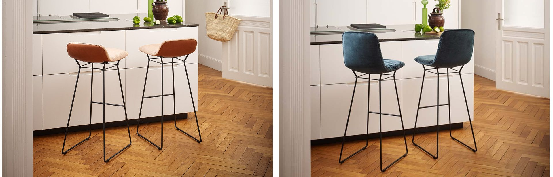 freifrau ihr lieblingsst ck unter den barhockern. Black Bedroom Furniture Sets. Home Design Ideas