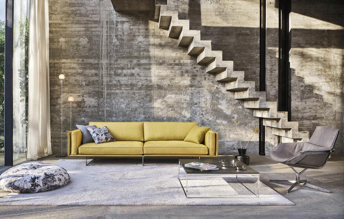 Sofa CUBE AIR Der Firma IP Design