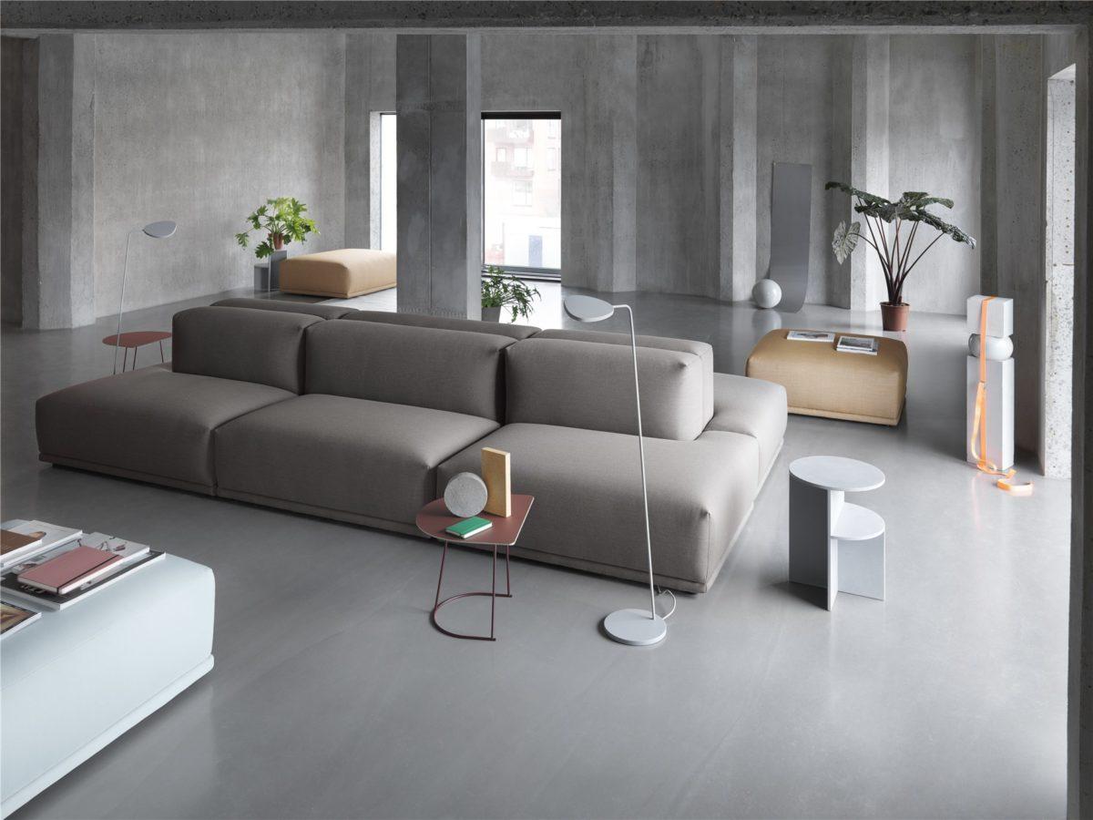 Sofa MODULAR Der Firma MUUTO