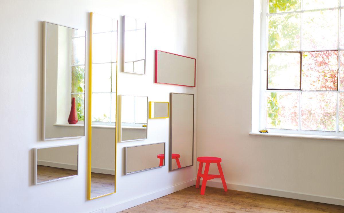 Wandspiegel INDIVIDUEL Der Firma Schönbuch