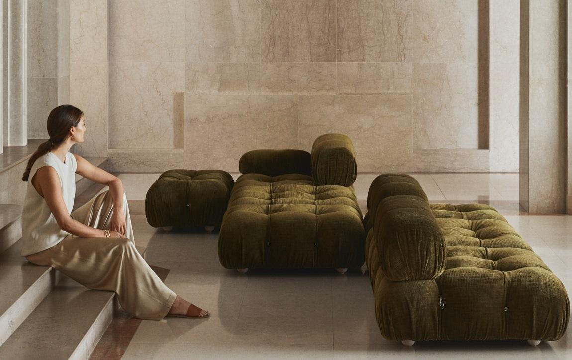 Sofa CAMALEONDA von B&B ITALIA