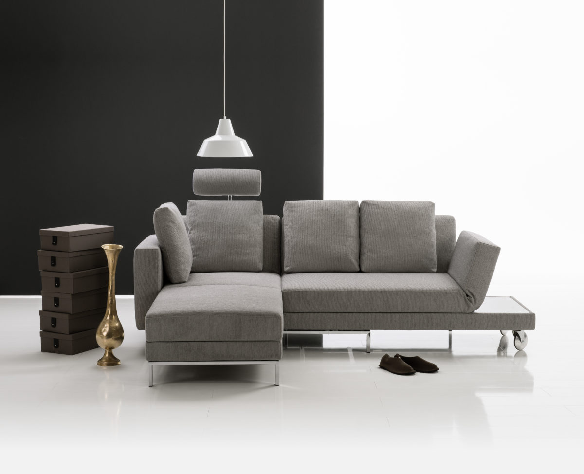 Ecksofa, Schlafsofa, Sofa Der Firma Brühl&Sippold