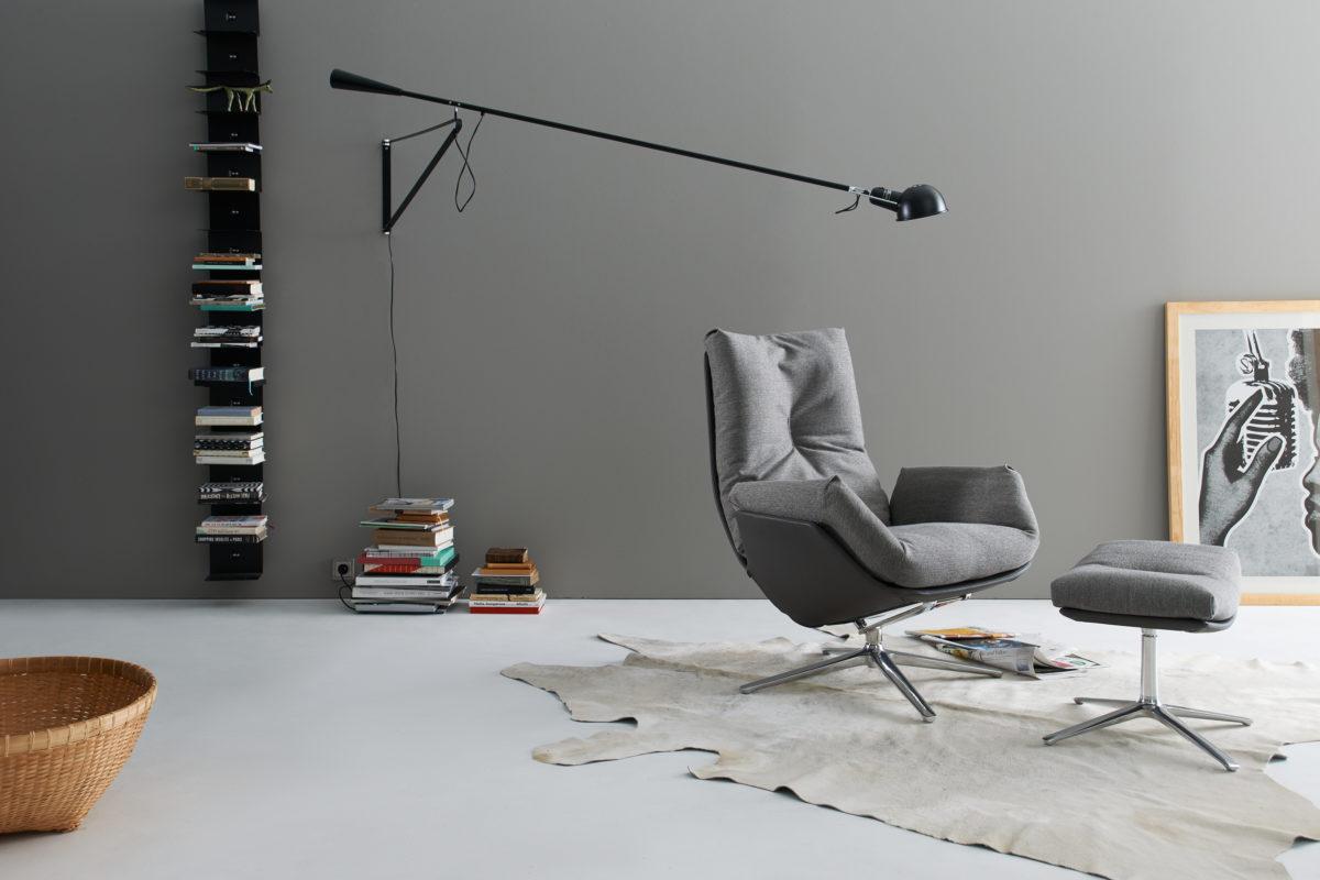 CORDIA LOUNGE Sessel, Hocker Der Firma COR