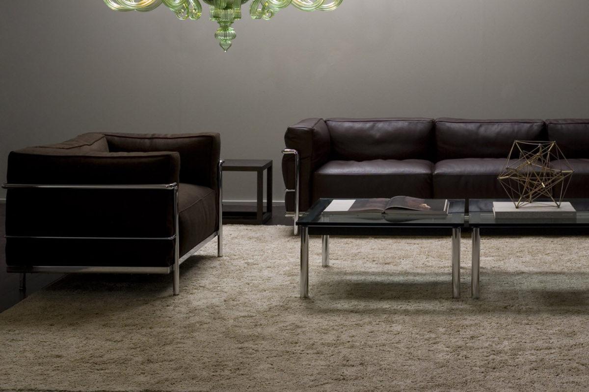 Sesssel Sofa LC3 Der Firma Cassina
