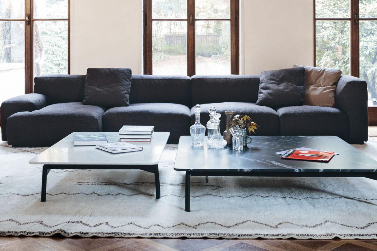 Sofa Mex Cube  Beistelltisch Volage Ex-s Der Firma Cassina