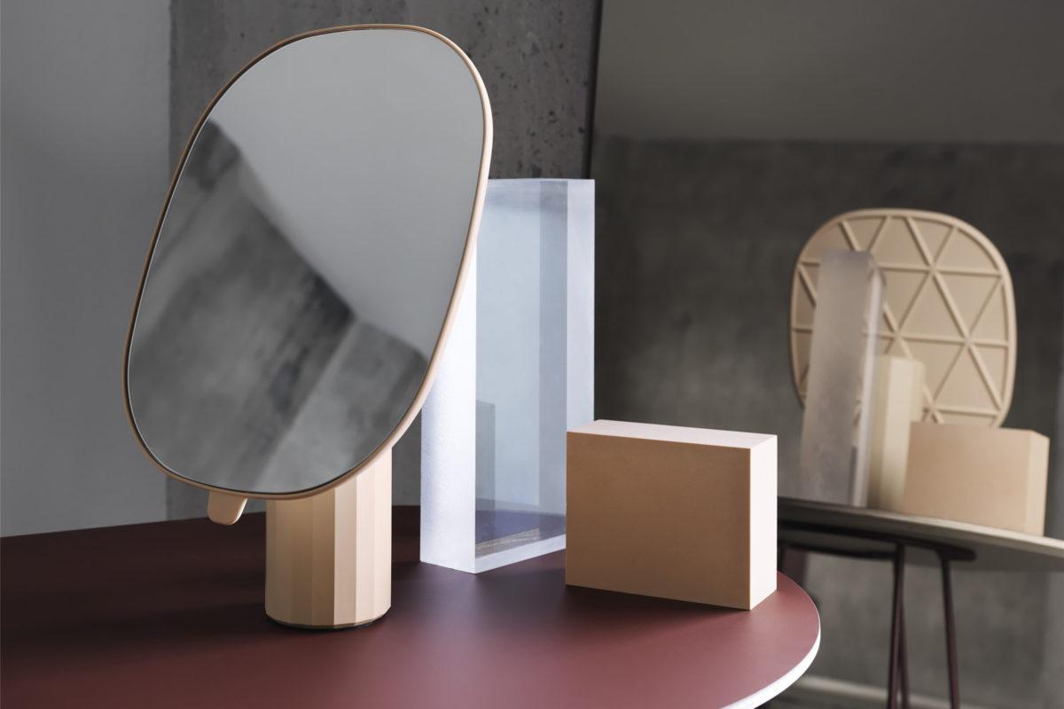 Spiegel Mimic Der Firma Muuto