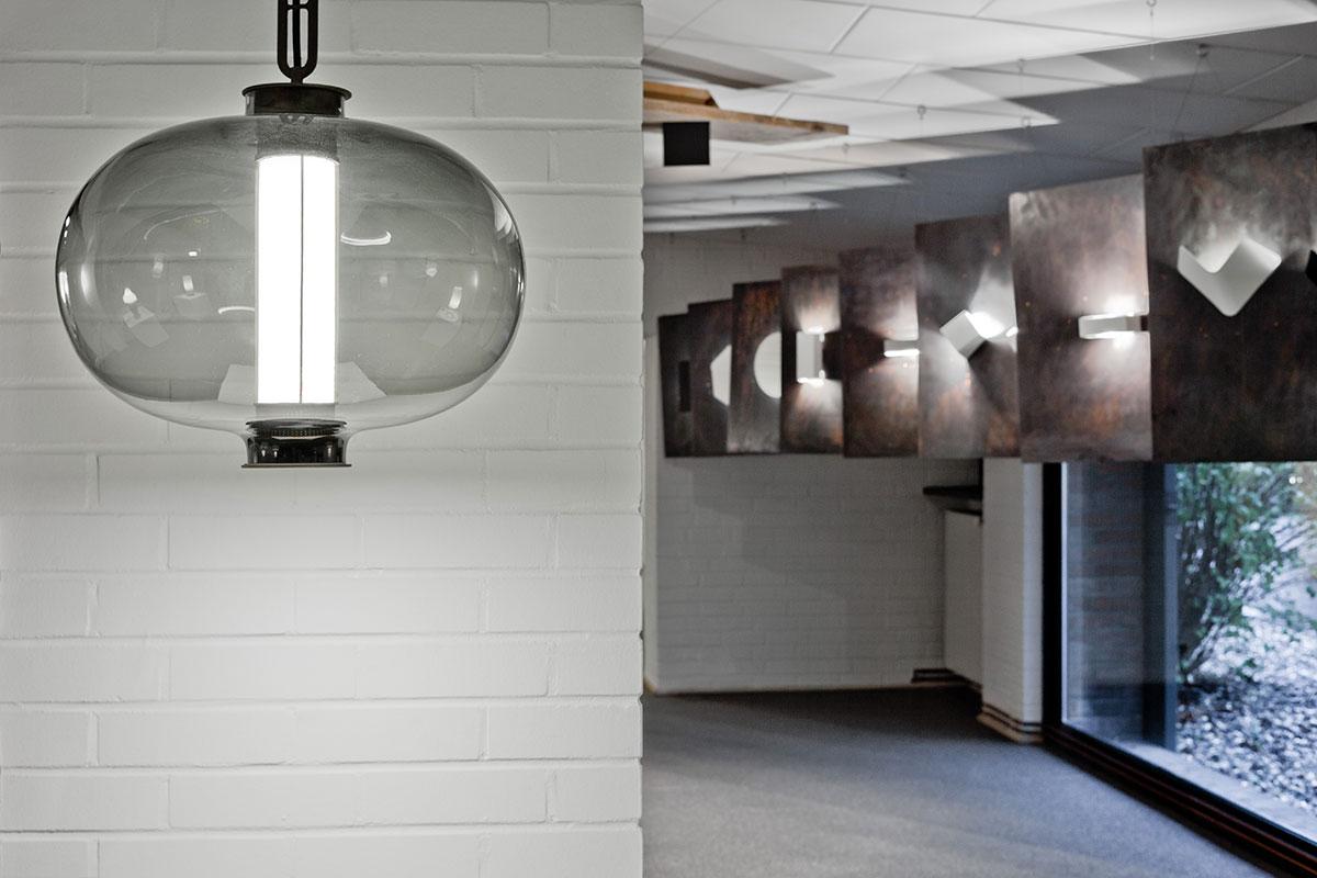 Alta Linea Beleuchtung Der Firma Catellani&Smith