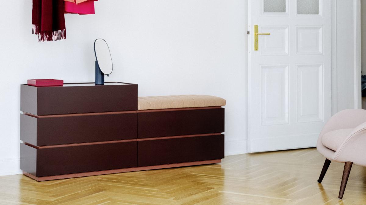 Sideboard Just Cube Bold System  von Interlübke