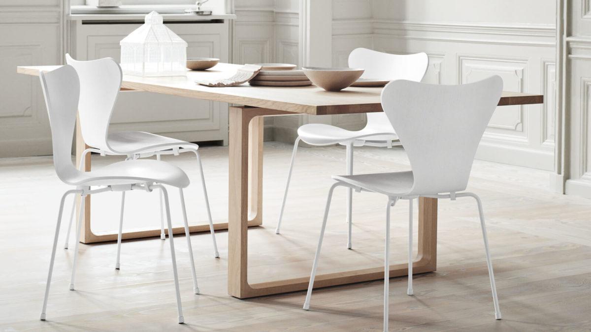 Serie 7 Stuhl von Fritz Hansen