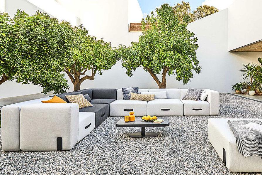 MIAMI Outdoor/Indoor Der Firma CONMOTO Home
