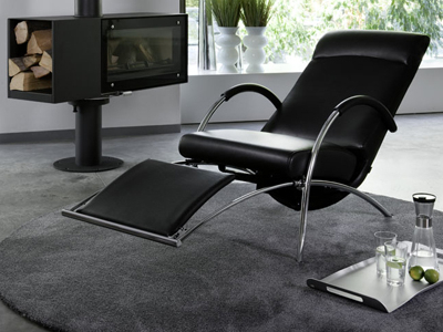 Sessel CURVE Der Firma IP Design