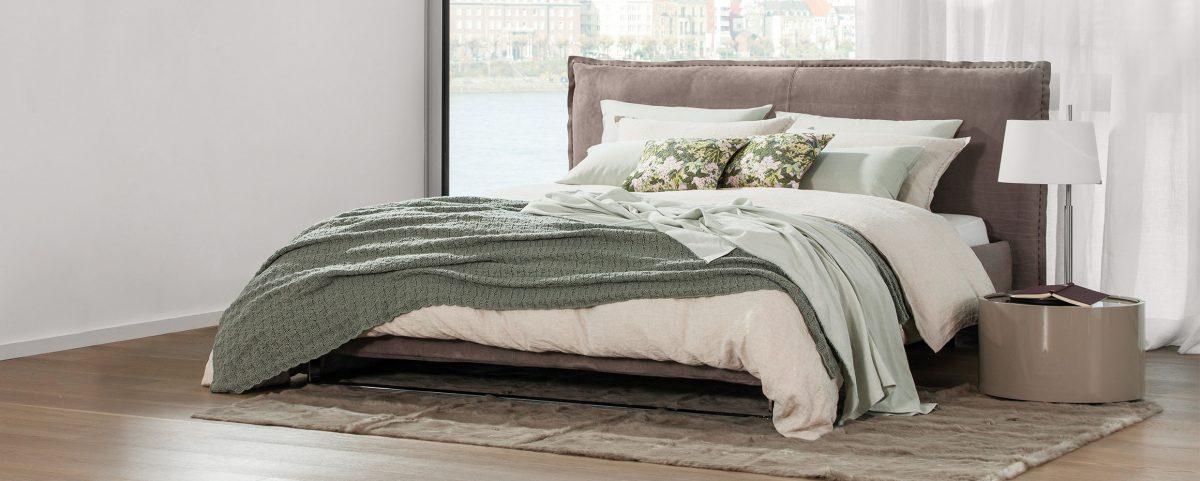 MONO Bett von Luiz