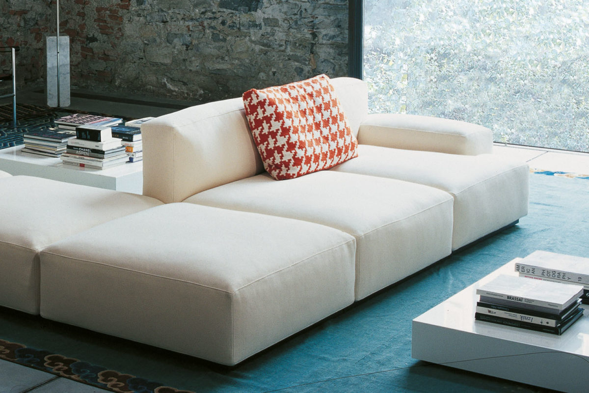 Sofa MEX CUBE Der Firma CASSINA
