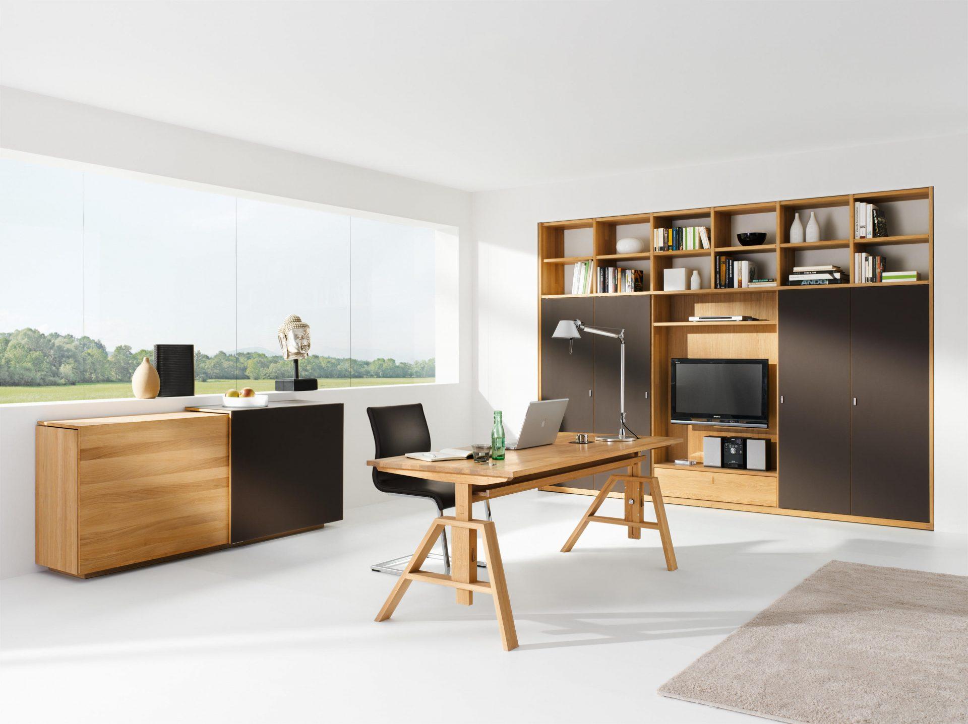 Neues von team 7 schreibtisch atelier for Schreibtisch 2 meter
