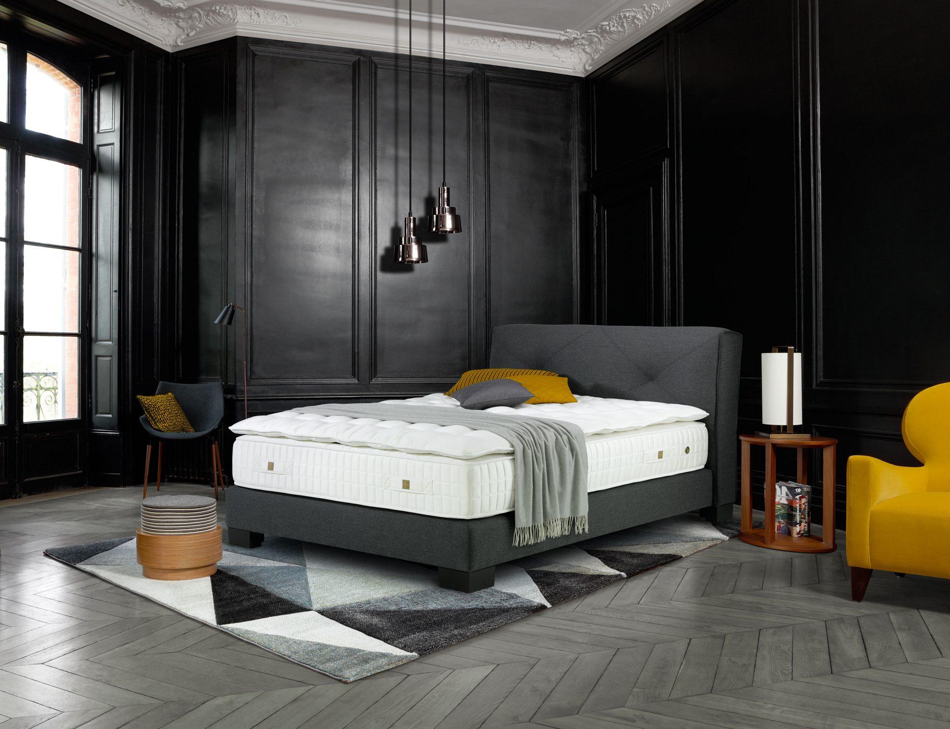 treca de paris pr sentiert ein neues schlafsystem. Black Bedroom Furniture Sets. Home Design Ideas