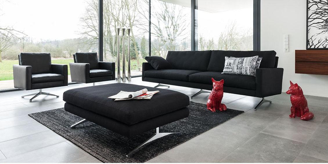 Sofa MANHATTAN 1808 Der Firma WERTHER