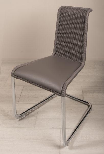 B20i Kragstuhl Stuhlgruppe von Tecta