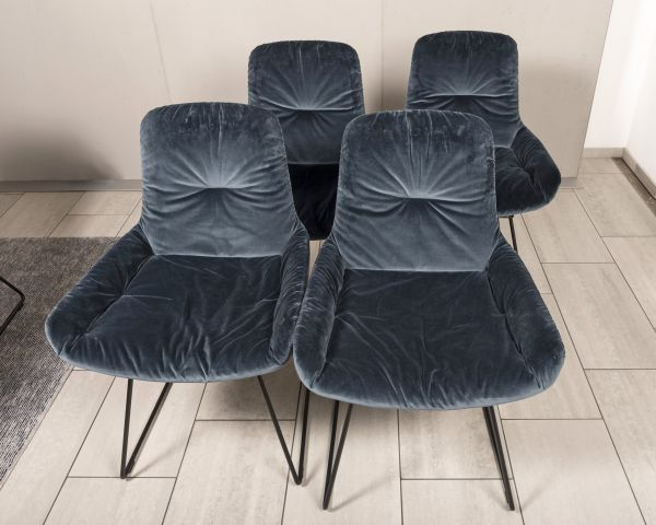Leya Stuhlgruppe von Freifrau